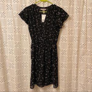 NWT H&M Floral Dress Size 6